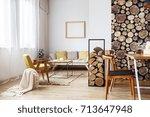 design of multifunctional...   Shutterstock . vector #713647948