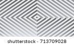 abstract minimal geometric... | Shutterstock .eps vector #713709028
