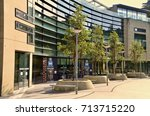 omni centre  leisure and... | Shutterstock . vector #713715220