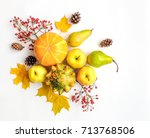 stylish composition of colorful ... | Shutterstock . vector #713768506