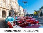 Havana  Cuba   June 27  2017 ...