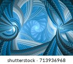beautiful abstract background... | Shutterstock . vector #713936968