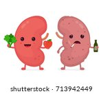 happy cute smiling healthy with ... | Shutterstock .eps vector #713942449