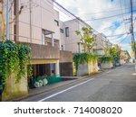 kawagoe  japan   may 14  2017 ... | Shutterstock . vector #714008020