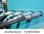 Metal And Rubber Tubes Of High...