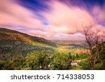 a beautiful view from nandi... | Shutterstock . vector #714338053