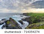 the beauty of phillip island | Shutterstock . vector #714354274