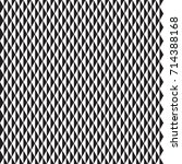 seamless black and white... | Shutterstock .eps vector #714388168