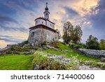 Kamnik  Slovenia  Mali Grad ...