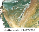 marbled abstract background.... | Shutterstock . vector #714499936