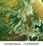 marbled abstract background.... | Shutterstock . vector #714500020