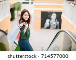 Beautiful Young Woman With...