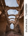 Small photo of Belchite is a municipality of the province of Saragossa, Spain. It is known for having been a scene of one of the symbolic battles of the Spanish Civil war, Belchite's battle.