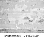bleached image of fragment of... | Shutterstock . vector #714696604