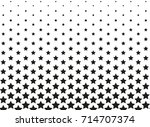black   white geometric pattern | Shutterstock .eps vector #714707374