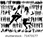 business people | Shutterstock .eps vector #71473177