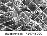 abstract background. monochrome ... | Shutterstock . vector #714746020