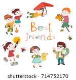"funny kids and the words ""best... 
