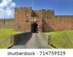 Carlisle Castle A Norman Style...