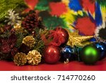 colorful background for... | Shutterstock . vector #714770260