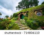 matamata  new zealand   dec 11  ... | Shutterstock . vector #714806110