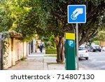mexico city  mexico   circa... | Shutterstock . vector #714807130