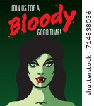 Sexy Vampire Invitation...