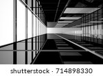 abstract white and black... | Shutterstock . vector #714898330
