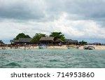 krabi  thailand   jun 20  2016. ...   Shutterstock . vector #714953860