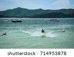 krabi  thailand   jun 20  2016. ...   Shutterstock . vector #714953878