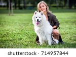 Portrait Of Smiling Girl With...