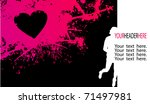 illustration of girly...   Shutterstock .eps vector #71497981