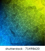 Abstract Technology Vector...
