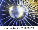 a detailed exposition of the... | Shutterstock . vector #715003594