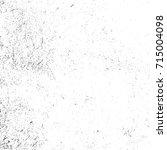 grunge dust messy background.... | Shutterstock .eps vector #715004098