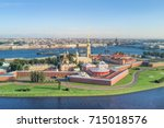 Panoramic View Of The Peter And ...