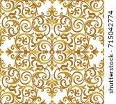 raster version.seamless pattern ... | Shutterstock . vector #715042774