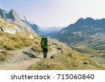 The Tour Du Mont Blanc Is A...