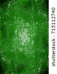green texture old distressed... | Shutterstock . vector #715112740