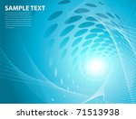 abstract background fantasy...   Shutterstock .eps vector #71513938