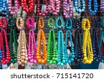 Colorful Beads Necklaces...
