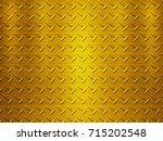 metal texture background... | Shutterstock . vector #715202548