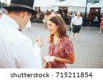 minsk  belarus.august 12  2017... | Shutterstock . vector #715211854