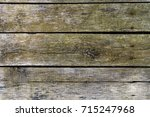 Background Of Old Wooden Barn...