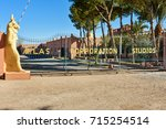 ouarzazate  morocco   jan 4 ...   Shutterstock . vector #715254514