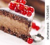 Slice Of Delicious Chocolate...