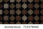 rough artistic  vector... | Shutterstock .eps vector #715278460