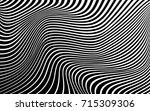 optical art abstract background ...   Shutterstock . vector #715309306