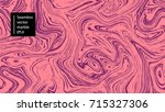 seamless abstract marble... | Shutterstock .eps vector #715327306