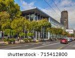 serbia  belgrade   september 12 ... | Shutterstock . vector #715412800